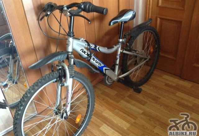 Велосипед для мальчика подростка Nordway