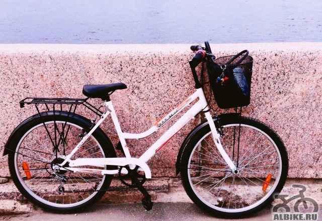 Дамский велосипед Sportclub Juliet 26