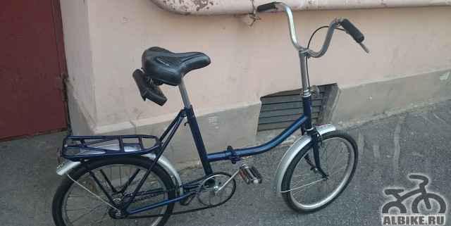 Велосипед отличное состояние