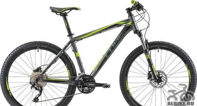 Продам велосипед Куб attention 26