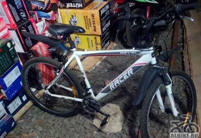 Новый велосипед Рейсер Revel