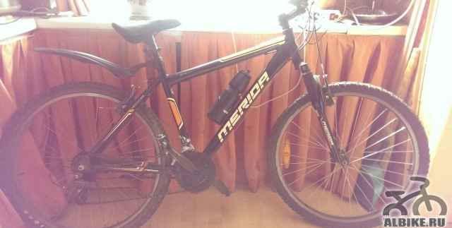 Велосипед Merida m-70