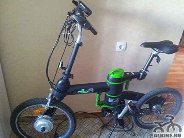 Велогибрид db0 ez pro