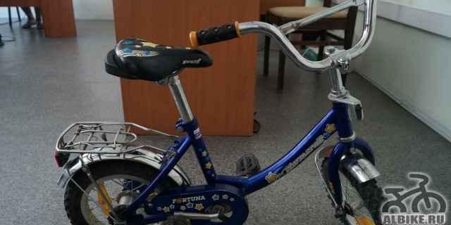 "Продам Велосипед Навигатор 12"" ""Basic"" 12B-тип син"