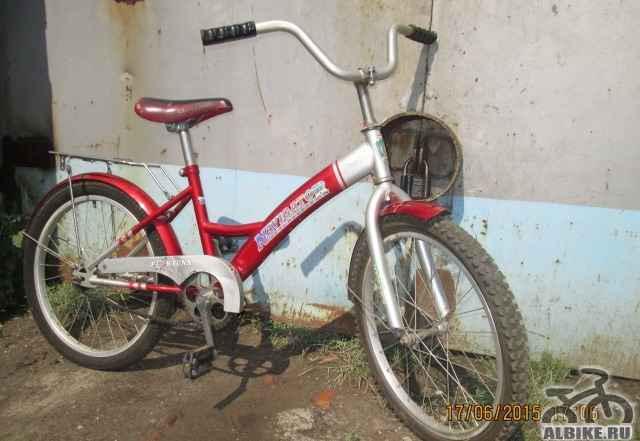Велосипед для детей от 8-12 лет навигатор (Россия)