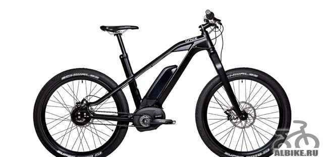 Электровелосипед Грэйс MX II