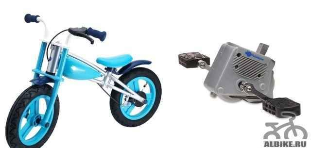 Беговел Imaginarium с педалями