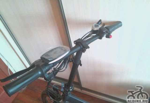 Электровелосипед WellNess CityxDual 700W