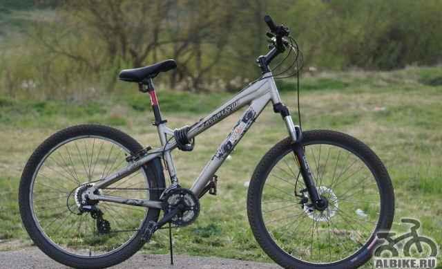 Продаёется велосипед Стелс Aggressor