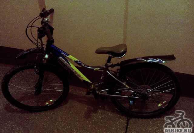Велосипед горный Nordway Импульс Aluminium