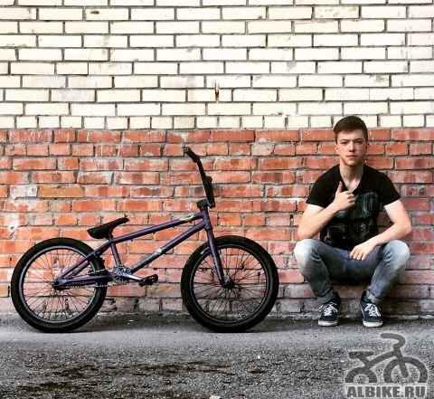 BMX WeThePeople Crysis 2011 (WTP)