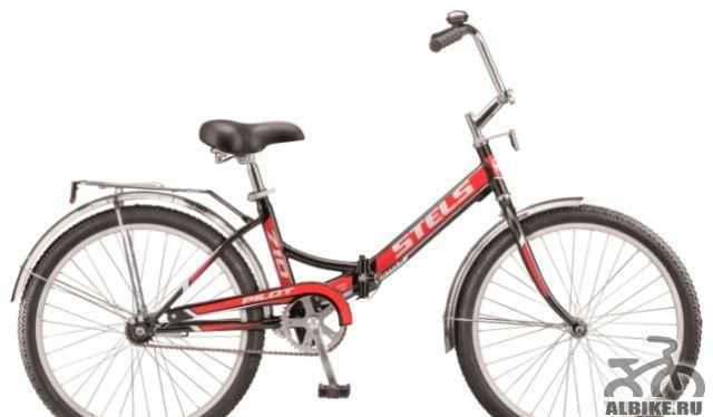 Складной велосипед стелс Пилот 710