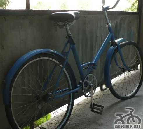 """Складной велосипед """"Салют"""""""