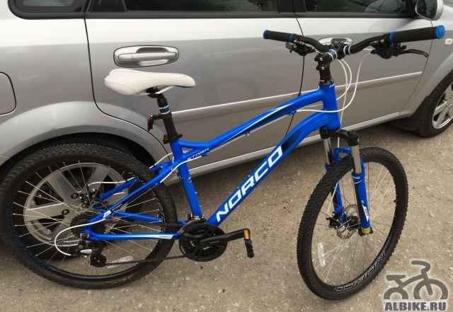 Велосипед горный Norco шторм 9.1