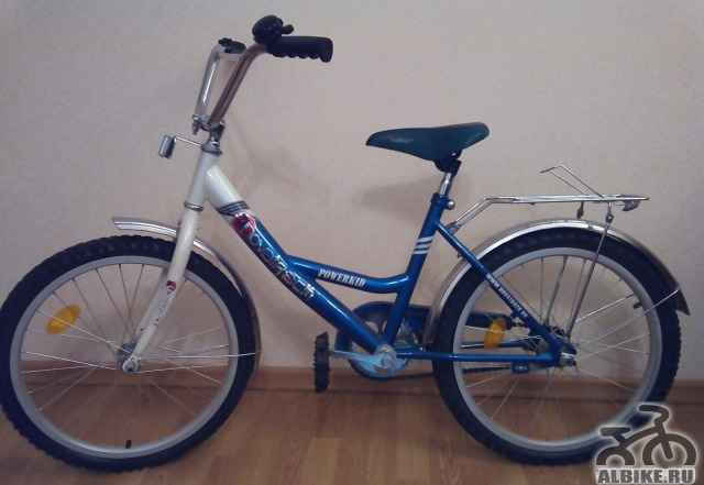 Детский велосипед novatrack (Powerkid)