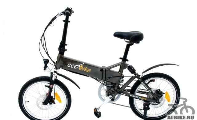 Электровелосипед Ecobike - F1
