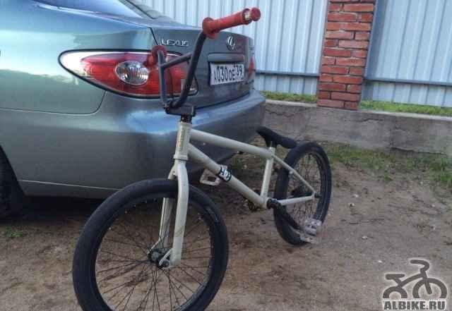 Продам велосипед bmx method 01