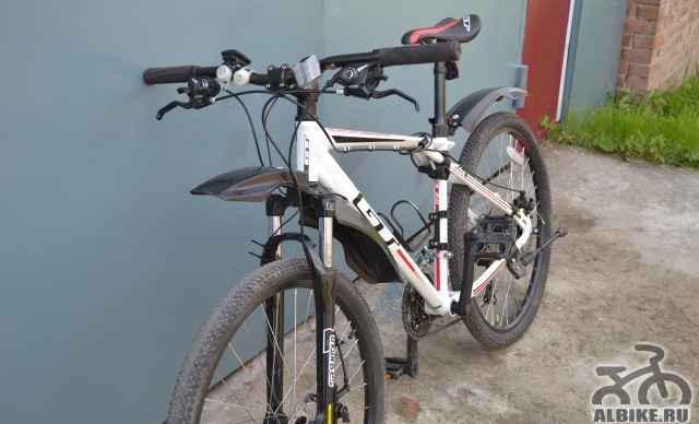 Горный велосипед GT Aggressor 2.0 + бонус