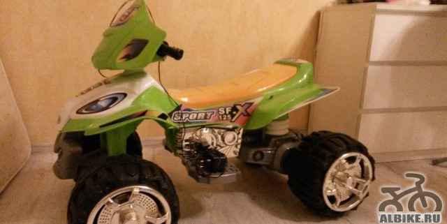 "Квадроцикл на аккумуляторе ""SF 125-X Sport"""