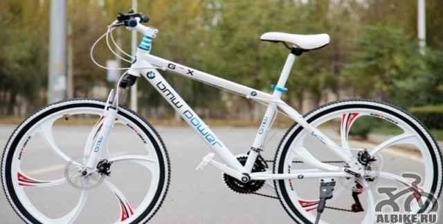 Велосипед БМВ пауэр для города. Под заказ