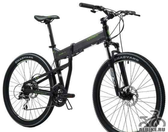 Складной Велосипед Кронос Soldier 1.0