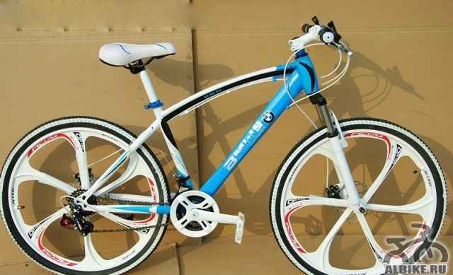 Лимитированный велосипед БМВ X2