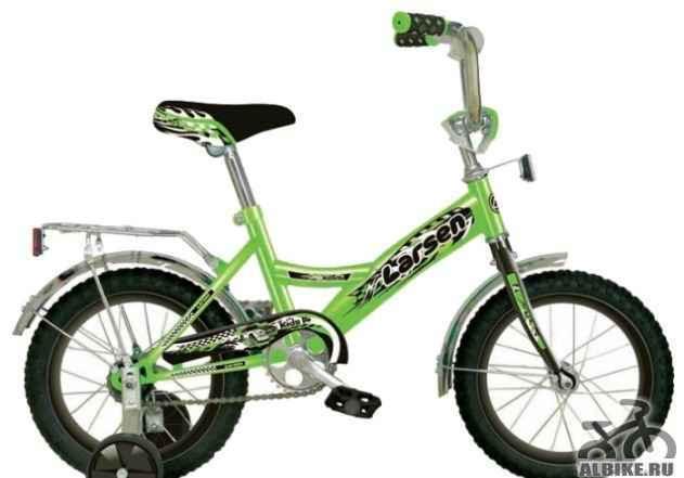 """Велосипед Larsen Kids 14"""""""