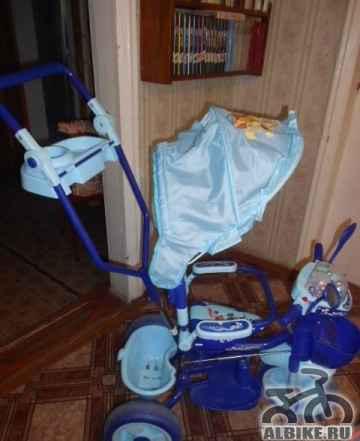 Продается детский велосипед трехколесный - Фото #1