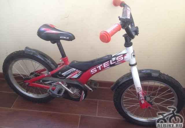 Продается детский велосипед стелс пилот 170 - Фото #1