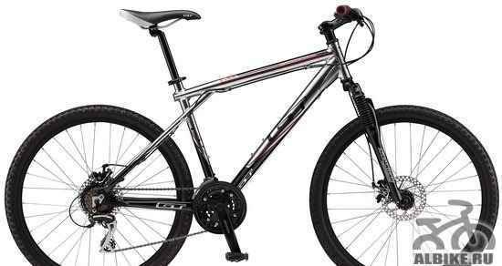 GT Agressor 1.0 топовый в своей линейке велосипед - Фото #1
