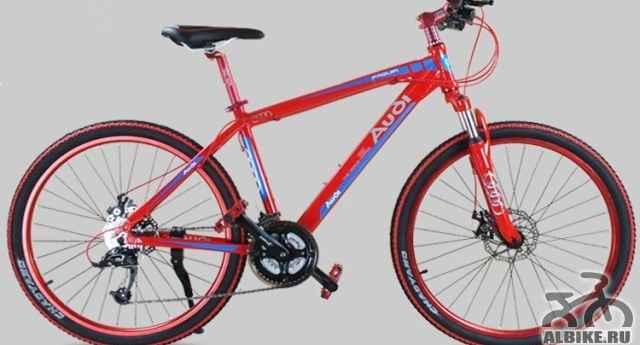 Молодежный велосипед ауди
