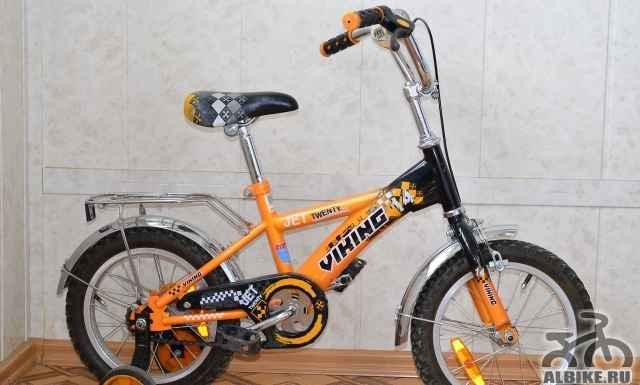 """Детский велосипед 14"""" - Фото #1"""