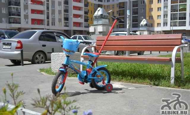 Велосипед Lanson (для детей от 2-5 лет) 12 дюймов - Фото #1