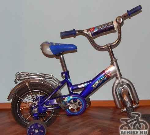 Велосипед детский от 2.5 лет до 5 - Фото #1