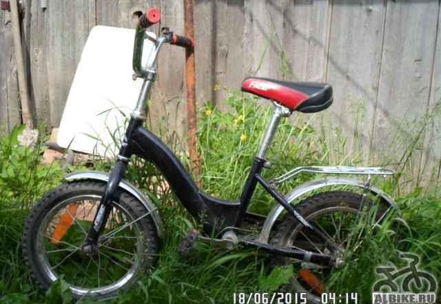 Велосипед детский Рейсер - Фото #1