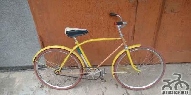 """Продам подростковй велосипед """"Орленок"""" - Фото #1"""