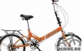 Велосипед regus для активного катания