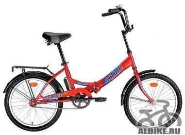 """Велосипед 20"""" Altair Сити красный (Новый) - Фото #1"""