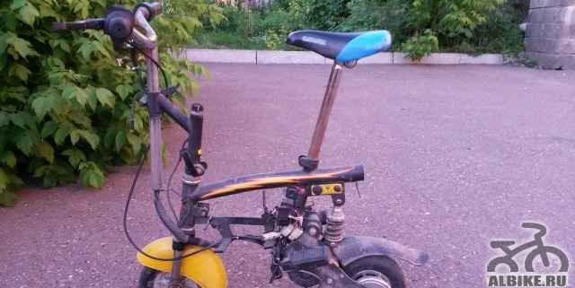 Электровелоскутер - Фото #1