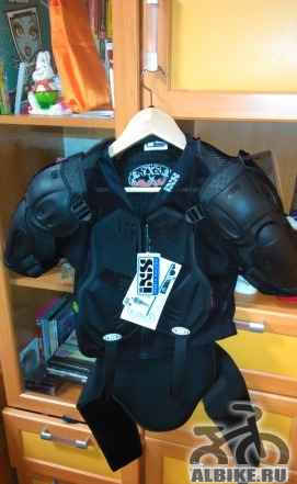 IXS Hammer-Серия Jacket Body Armor - L/XL - Фото #1
