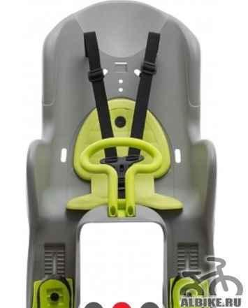 Детское велокресло (велосипедное кресло) + багажни