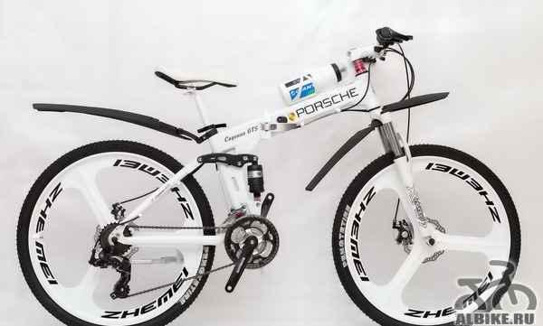 Хороший велосипед Порше Q6