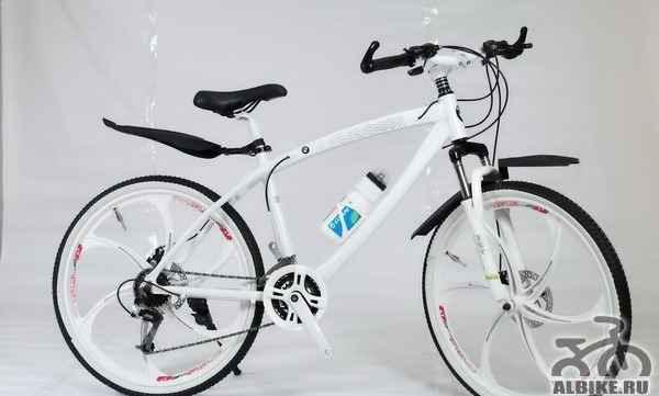 Продам абсолютно новый велосипед Мерседес Бенз Q7 - Фото #1