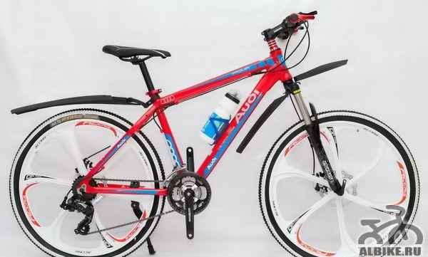 Продам новый велосипед Ауди Q7