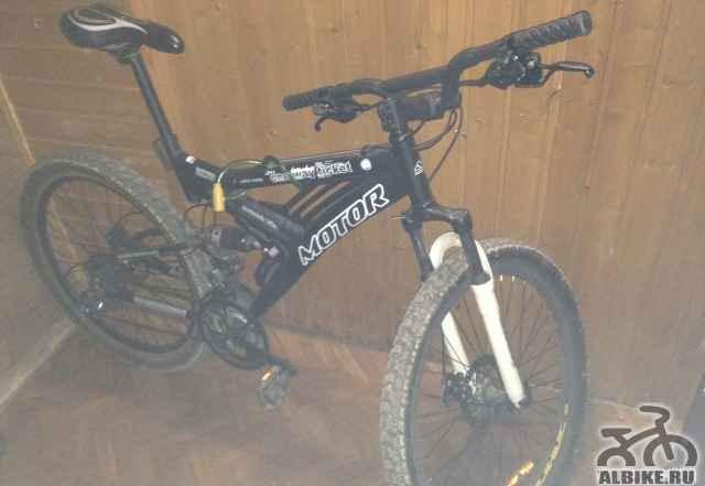 Продам велосипед - Мотор - Фото #1