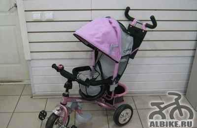 Детский велосипед. почти новый - Фото #1