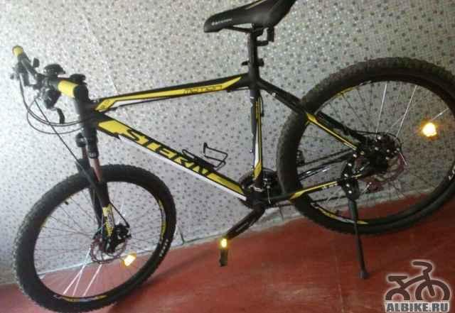 Новый велосипед Stern, обмен на ноутбук - Фото #1