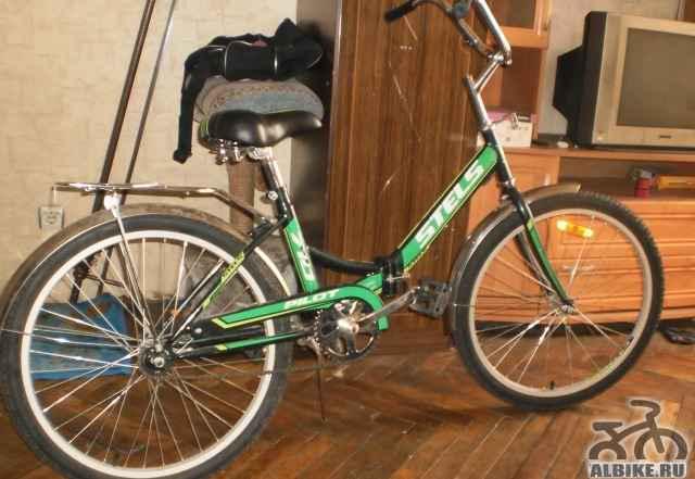 Велосипед Стелс-складной 710 3 года - Фото #1