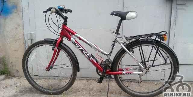 """Велосипед""""стелс-навигатор""""женский - Фото #1"""