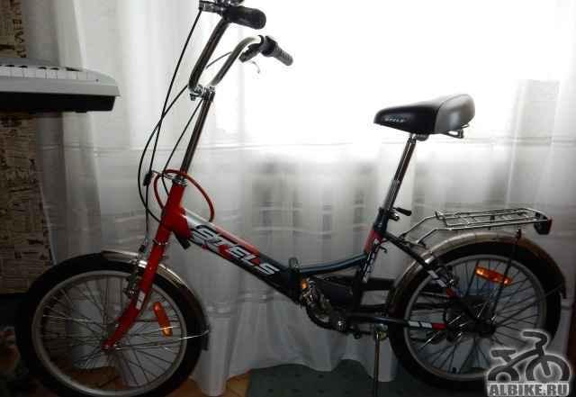 Складной велосипед Стелс Пилот 450 - Фото #1